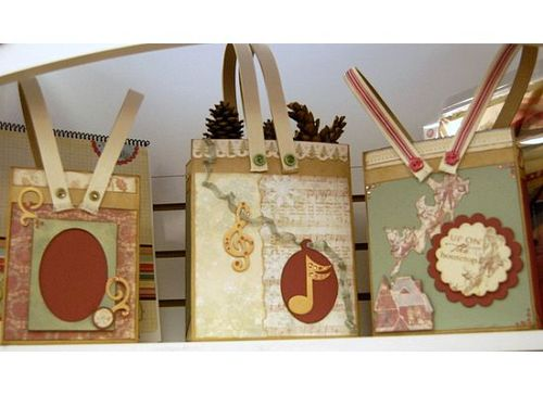 Holiday Bags with Elegance
